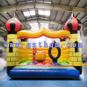 Activity Castles Bouncer Inflatable Party House/Inflatable Bouncy Castle with Slide pictures & photos