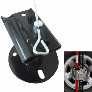 Black Farm Jack Mount for 4X4 Spare Wheel Mount off Road Jack Mount pictures & photos
