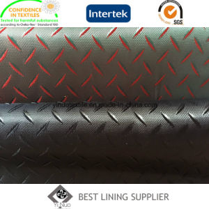 55% Polyester 45% Viscose Men′s Suit Jacquard Liner Lining Fabric Supplier pictures & photos