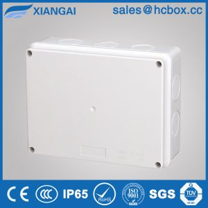 Waterproof Junction Box Connection Box Waterproof Box Enclosure Box IP65 Hc-Bt200*155*80mm pictures & photos