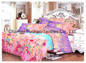 Poly Fashion Wholesale Hotel Bedding Set T/C 50/50 pictures & photos
