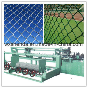 24hours Service Easy Operate Wire Netting Machine pictures & photos
