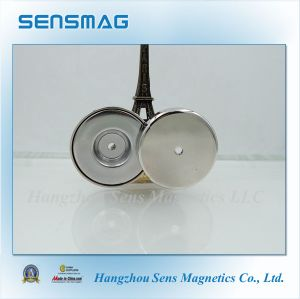 New Designed Permanent Magnetic Aseembly Cup Magnet with RoHS pictures & photos