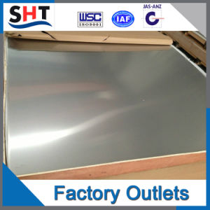 Mirror Finish 316 Stainles Steel Sheets for Decoration pictures & photos