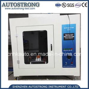 Material Flammability Tester Hot Wire Ignition Tester pictures & photos