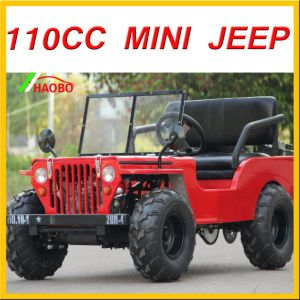 China 110cc 125cc 150cc Hot Selling Mini Jeep Willys For Child