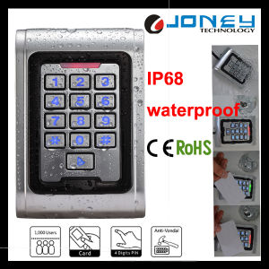 Best Selling IP68 Metal Door Access Controller Waterproof RFID Card Reader pictures & photos