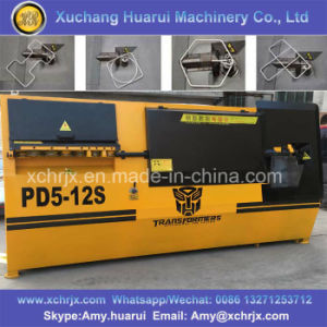 Steel Corrugated Bending Machine/Automatic Wire Bending Machine for Construction pictures & photos