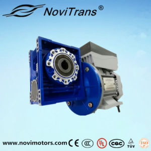 750W Power Servo Speed Control Motor with Decelerator (YVM-80A/D) pictures & photos