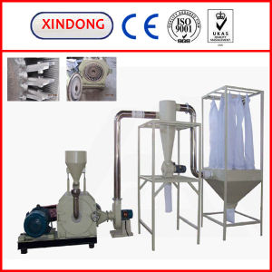 TM Serial PVC Pulverizer Machine pictures & photos