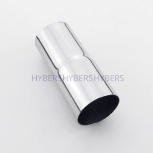 China 2inch to 2 25inch Stainless Steel Exhaust Pipe Adapter