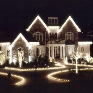 China 3528 60LEDs Christmas Decoration LED Rope Light Strip for ...