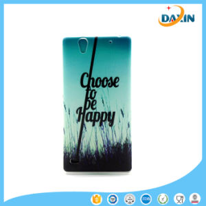 Cute Silicon TPU Back Skin Cover for Sony Mobile Phone pictures & photos
