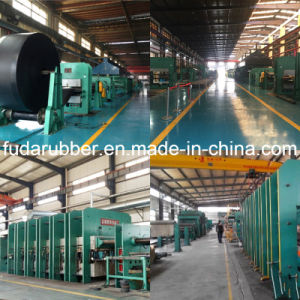 Steel Cord Conveyor Belt Manufacture pictures & photos