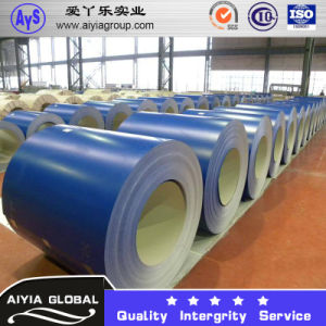 Prepainted Galvanized Steel Coil with Blue Color pictures & photos