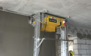 Construction Equipment Mixer/ Wall Concrete Rendering Painting Machine pictures & photos