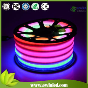 Dimmable RGB LED Neon Flex Light with with Ce RoHS Certificate