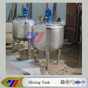 500L Electric Heating VFD Mixing Tank Blending Tank pictures & photos