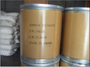 99.5%Min Oxidizing Agent Sodium Bromate (NaBrO3) CAS No.: 7789-38-0 pictures & photos