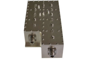 RF Passive Wireless Microwave Aluminium Cavity Filter