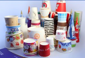PE Coated Paper for Paper Cups/Paper Cup Machine pictures & photos
