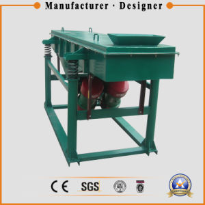 Large Capacity and Efficiency Linear Vibrating Sifter pictures & photos