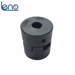 "L095 Standard Jaw Coupling with 0.625"" Bore"