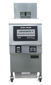 Ofg-H321 Gas Henny Penny Open Fryer with LCD Computer Control Panel pictures & photos