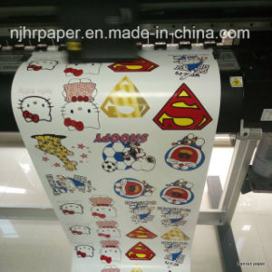 China Solvent Ink Printable Heat Transfer Paper Vinyl For Dark