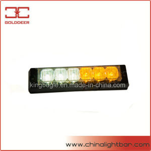 Amber White Dual Color Car Decorates LED Strobe Lighthead (GXT-6) pictures & photos