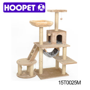 Luxurious Cat Climbing Tree and Cat Activity Centre