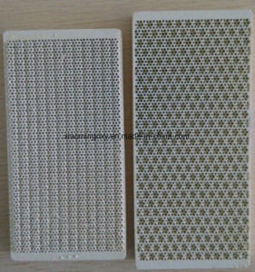 Far Infrared Honeycomb Ceramic Plate for Gas Furnace Burner pictures & photos