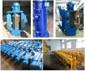 Durable Feature Operating Safety Electric Wire Rope Hoist 1t, 2t, 3t, pictures & photos