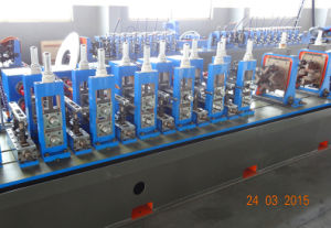 Wg32 High Quality Pipe Production Line pictures & photos
