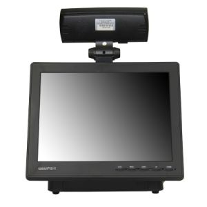 "with 15"" Touch TFT LCD POS Terminal pictures & photos"