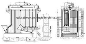 Chain Grate Coal Fired Industrial Steam Boiler (35-130T/H) pictures & photos