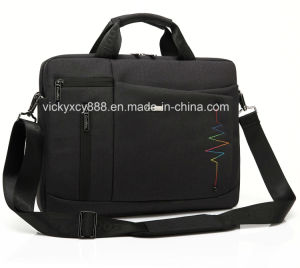 Fashion Business Travel Waterproof Laptop Bag Briefcase Portfolio (CY6109) pictures & photos