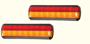 Two Rows LED Turn Stop Lamp for Truck pictures & photos