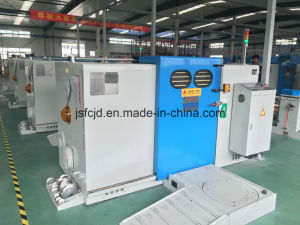 Bare Copper Wire, CCA Wire, Tinned Wire, Silver Coated Wire Twisting Machine pictures & photos