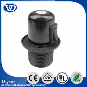 E27 Lamp Holder with Switch
