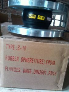 Wcb Single Ball Rubber Expansion Joint pictures & photos