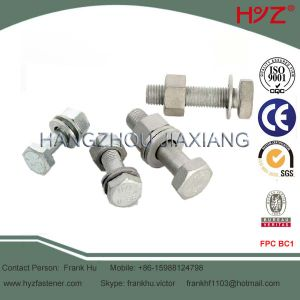 High Tensile A325/A325m Bolts for Steel Structural pictures & photos