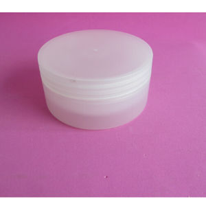 80ml Frosted Cylinder Cosmetic Jars pictures & photos