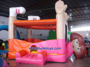 Double Stitching Inflatable Bouncer Accept OEM and ODM (A156)