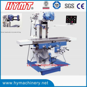X6432 new type High quanlity Universal Rotary Head Milling Machine pictures & photos