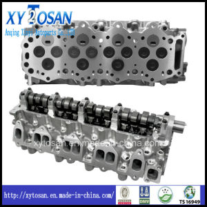 Complete Wl Cylinder Head for Mazda Wl01-10-100g/ Wl11 10 100e/ Wl31 10 100h Amc: 908 844/ 847 pictures & photos