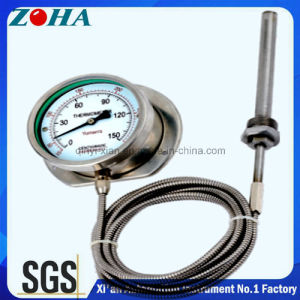 Stainless Steel Capillary Pressure Thermometer pictures & photos