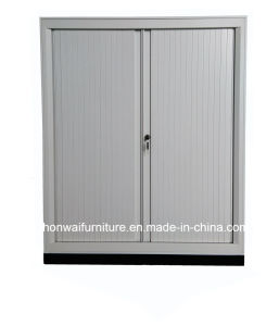 High Quality Office Steel Cabinet With 2 Rolling Doors