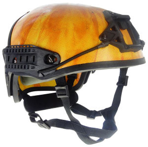 5fedcace China Nij Iiia UHMWPE Ballistic Helmet - China Bulletproof Helmet ...