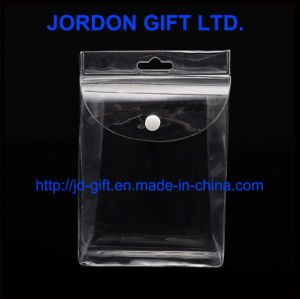 PVC Packing Bag with Euro Hole for Market Package pictures & photos